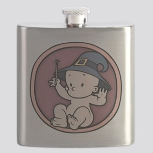 witch-womb-T Flask
