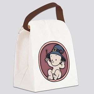 witch-womb-T Canvas Lunch Bag