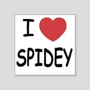 """SPIDEY Square Sticker 3"""" x 3"""""""