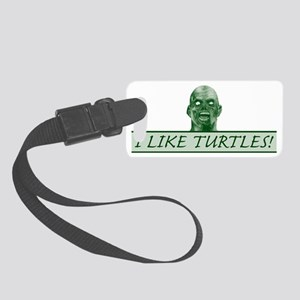ZOMBIE Small Luggage Tag