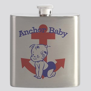 Anchor Baby Flask