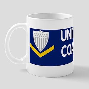 USCG-Rank-PO3-BSticker-Embroidered Mug