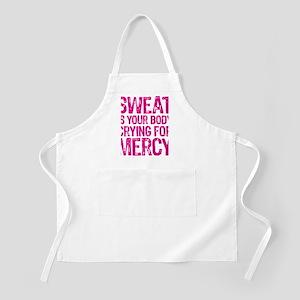 Sweat Mercy Pink Apron