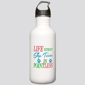 Life without Skye Terr Stainless Water Bottle 1.0L