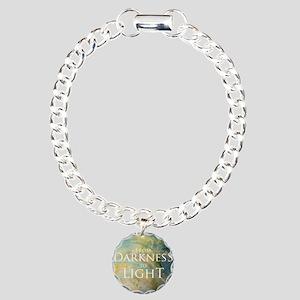 PSTR-from darkness to li Charm Bracelet, One Charm