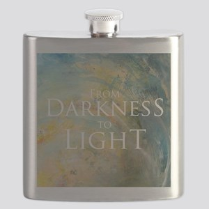 PSTR-from darkness to light Flask