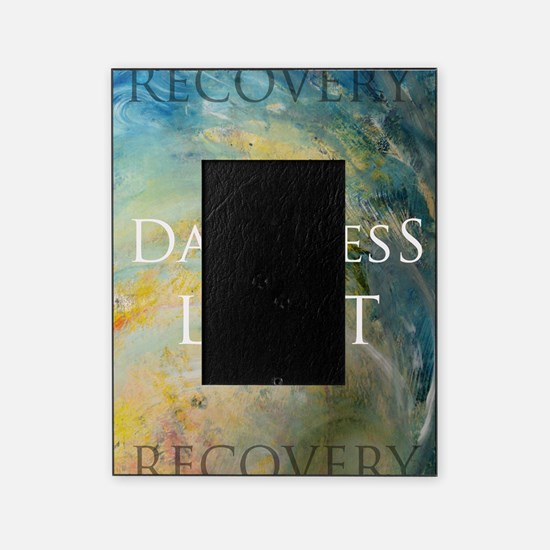 PSTR-from darkness to light Picture Frame