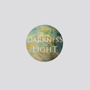 PSTR-from darkness to light Mini Button