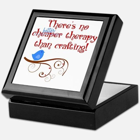 craft-therapy Keepsake Box