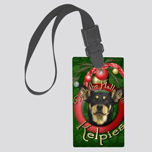 DeckHalls_Kelpie Large Luggage Tag