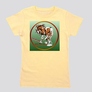Plays With Paints-circle Girl's Tee