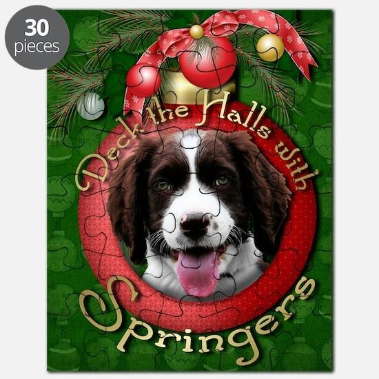 DeckHalls_English_Springers_Baxter Puzzle