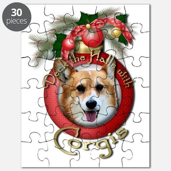 2-DeckHalls_Corgis_Owen Puzzle