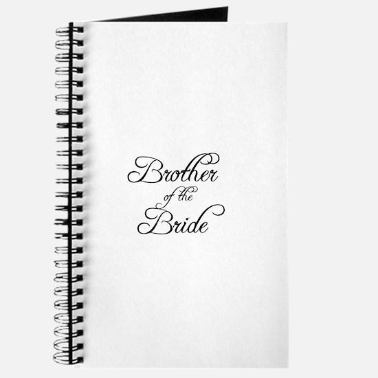 Brother Of Bride - Formal Journal