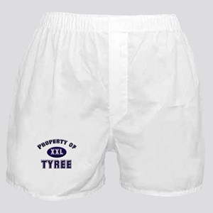 My heart belongs to tyree Boxer Shorts
