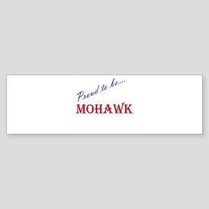 Mohawk Bumper Sticker