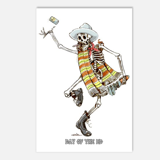 dead-ed Postcards (Package of 8)