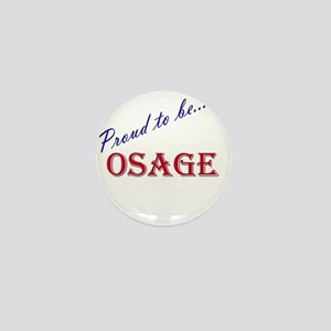Osage Mini Button