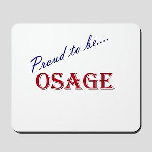 Osage Mousepad