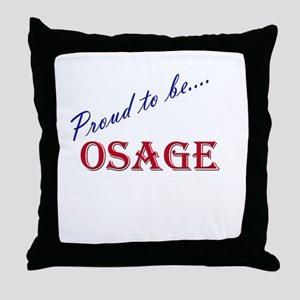 Osage Throw Pillow