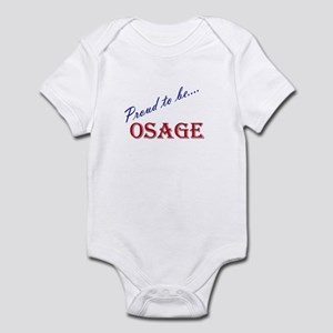 Osage Infant Bodysuit