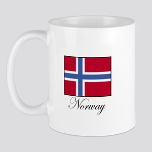 Norway - Norwegian Flag Mug