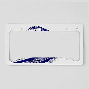 CSX4806 License Plate Holder