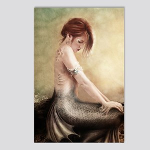Sea Faerie, Cropped Postcards (Package of 8)
