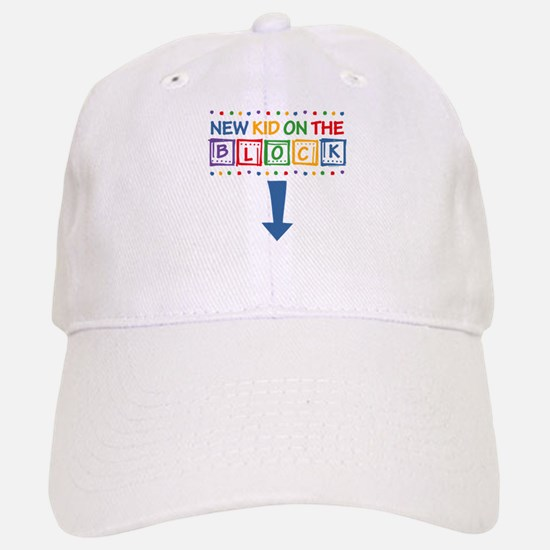 New Kid on the Block Mom Baseball Baseball Cap