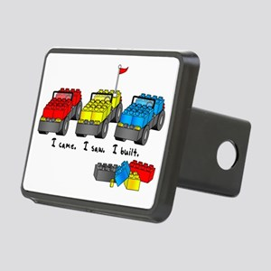 veni vidi lego sm Rectangular Hitch Cover