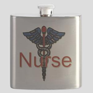 CAD. Nurse  Flask