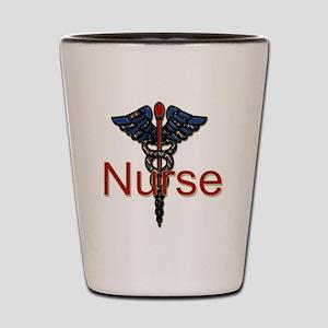 CAD. Nurse  Shot Glass