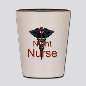 CAD. Night nurse  Shot Glass