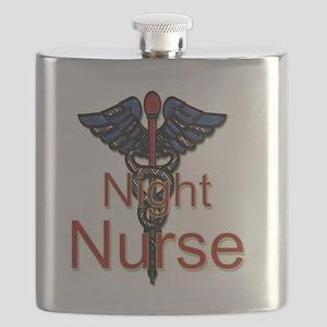 CAD. Night nurse  Flask