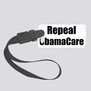 repeal obamacare Small Luggage Tag