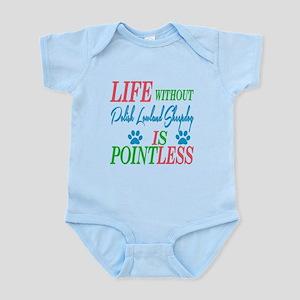 Life without Polish Lowland Sh Baby Light Bodysuit