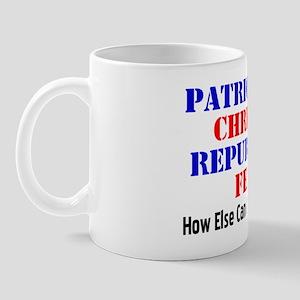 repubfemale Mug