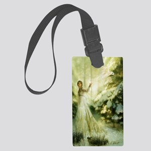 Winterspell Large Luggage Tag