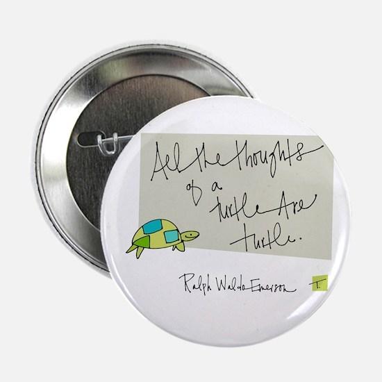 Turtle Turtle Turtle 2.25&Quot; Button