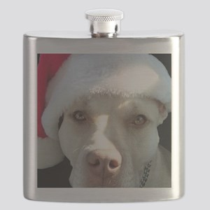 2-christmas lola Front Flask