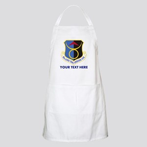 Personalized USAF 635th Supply Chain O Light Apron