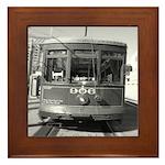 Streetcar 906 Framed Tile