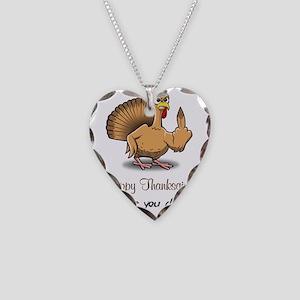 chokeLight Necklace Heart Charm