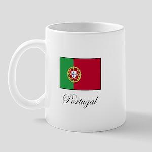 Portugal - Portugese Flag Mug