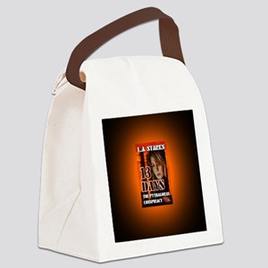 13 Days The Pythagoras Conspiracy Canvas Lunch Bag