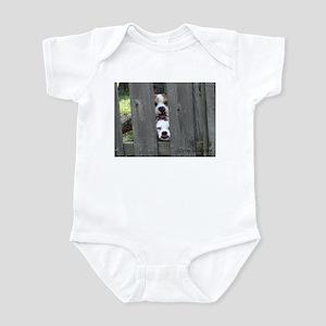 Boxers Fence Infant Bodysuit