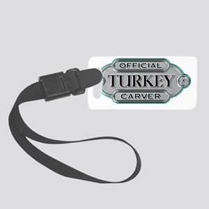 officialCarver Small Luggage Tag