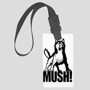 HUSKY MUSH2 Large Luggage Tag