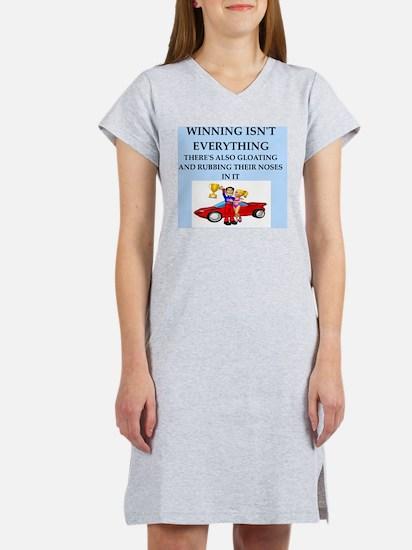 winning Women's Nightshirt