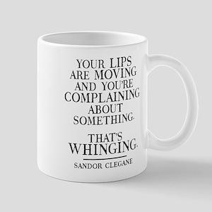 GOT Whinging Mugs